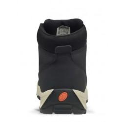 EDGE® Guante tejido de poliester color negro
